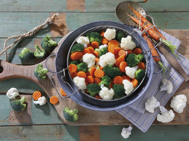 Dubbelpak Gemengde groenten