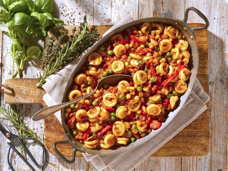 Italiaanse pastapan