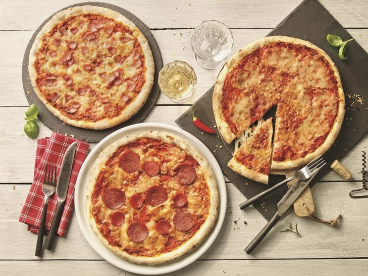 5-Pack pizza