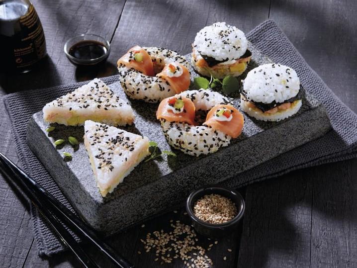 "Sushi selectie ""New York"" Style"