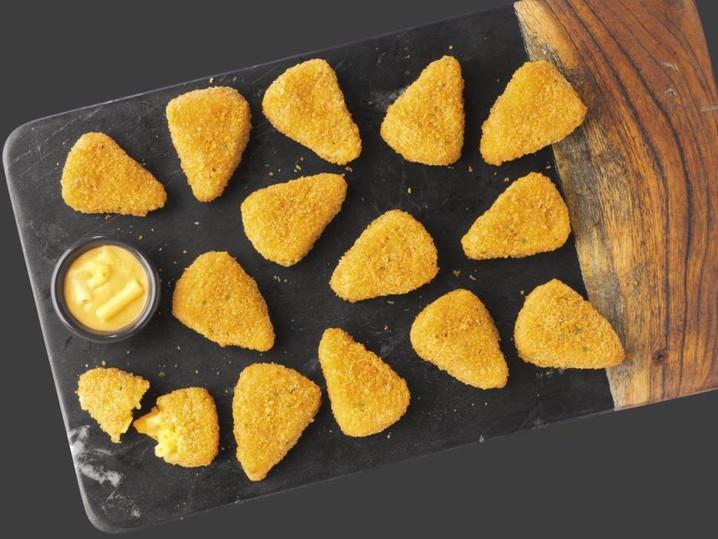 Mac 'n Cheese hapjes