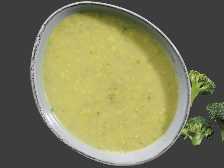 Broccoli-quinoasoep